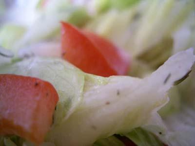 Da haben wir den Salat!