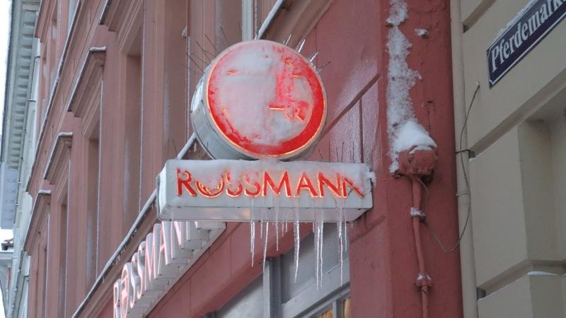 Da hat es Rossmann Einkalt erwischt