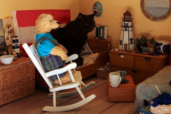 Da muß der Bär...