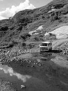 Da muss ich durch, Lesotho