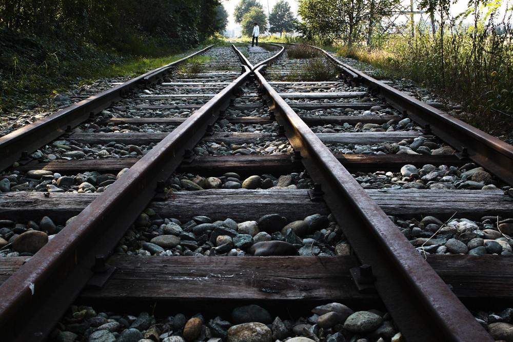 Da qui ... non passeranno più treni ... von chiotas