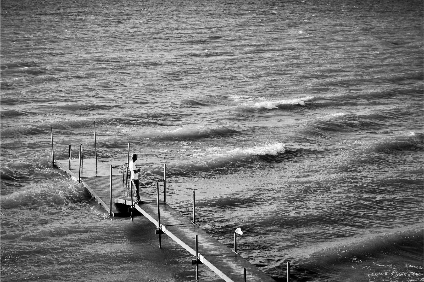 Da unten im Meer hörst du auf deine innere Stimme