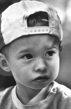 Da war er erst  2 Jahre jung