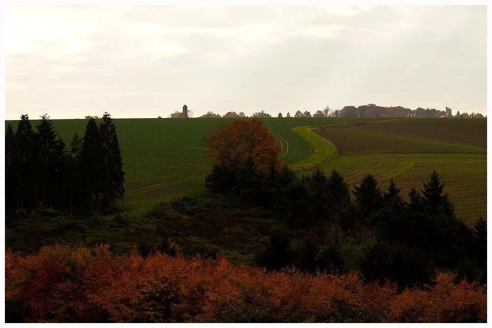 Da war´s noch Herbst