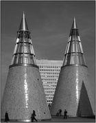 Dach der Bundeskunsthalle Bonn