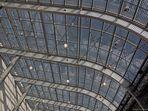 Dach des Bellini-Baus, Messe Essen