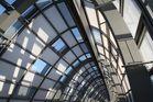 Dach Ettlinger Tor Karlsruhe