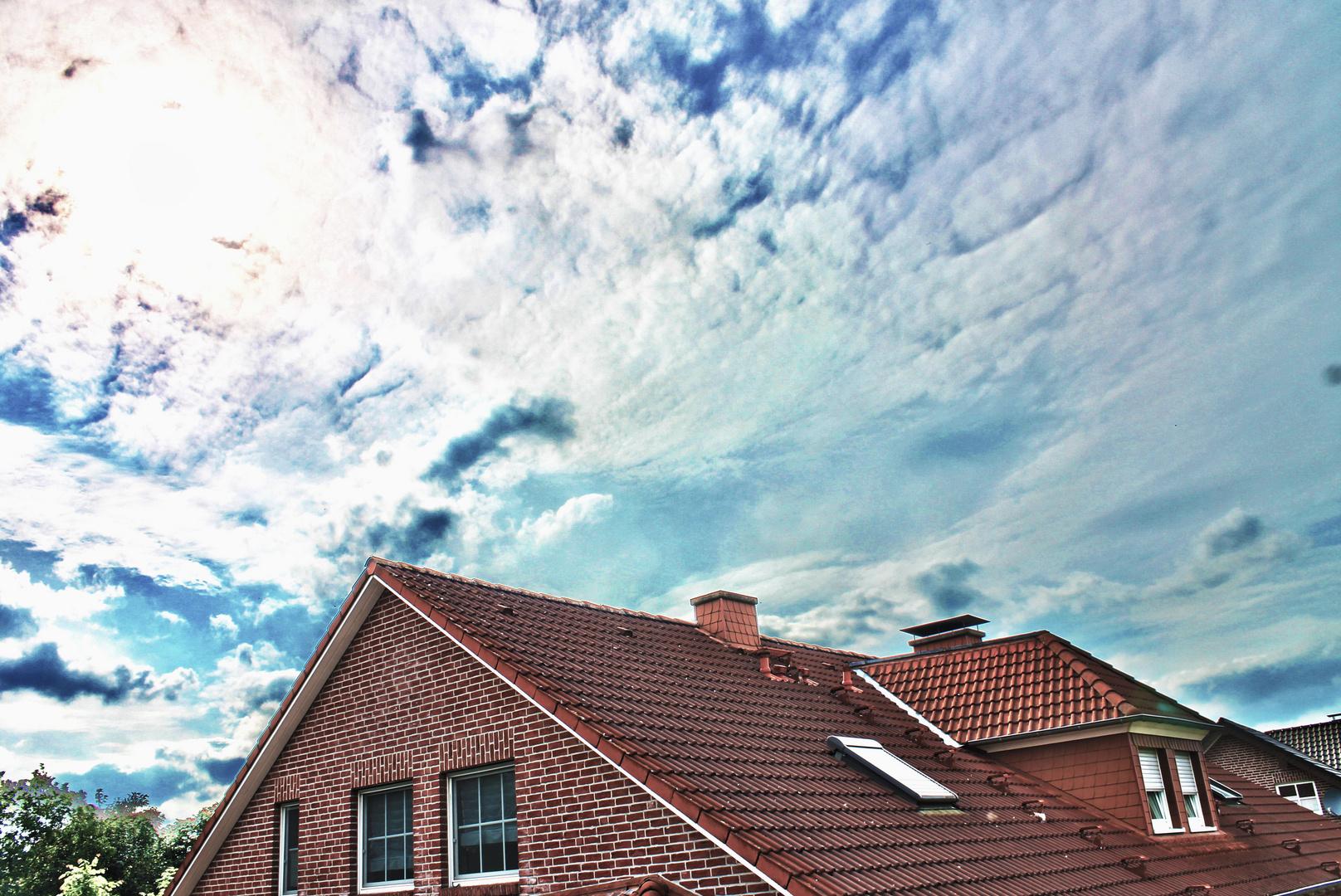 Dach HDR