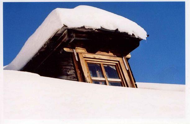 Dach Schnee