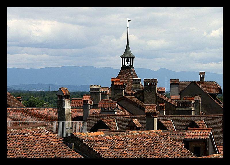 dach über dem kopf