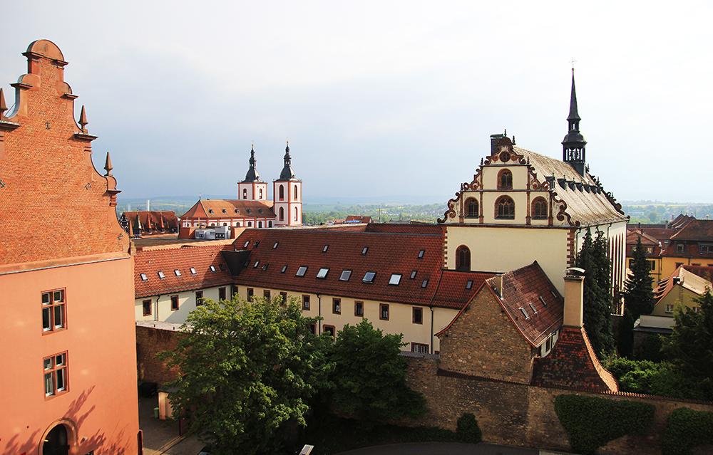 Dachansicht Fulda
