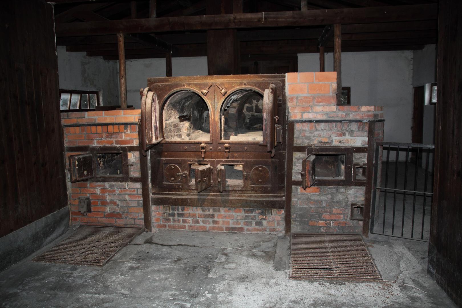 Dachau- Altes Krematorium