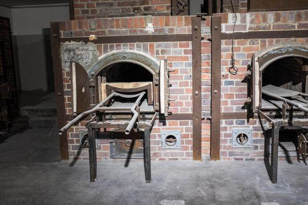 Dachau - ohne Worte