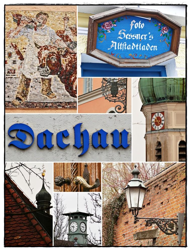 Dachauer Altstadtansichten