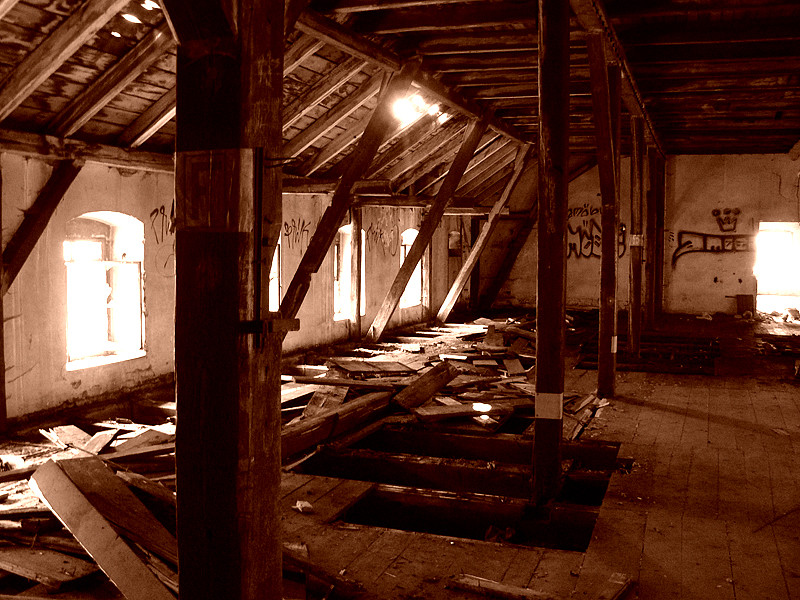 Dachboden [Freital 2009]