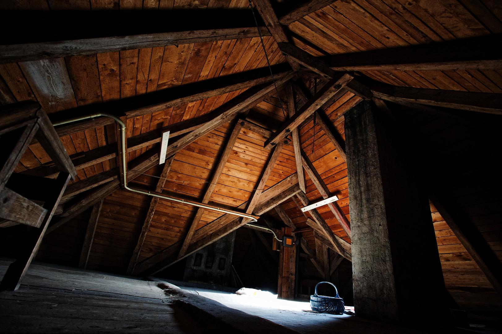 Dachbodenfund
