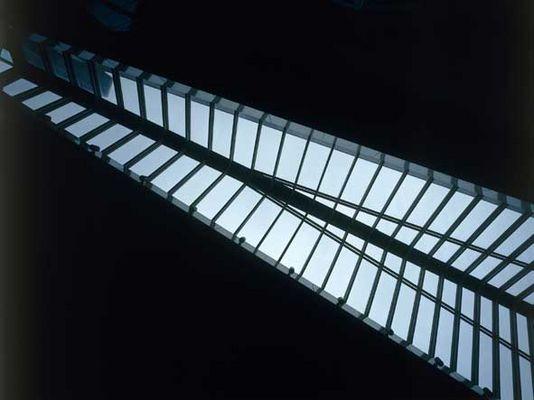 Dachfensterabstraktkonstrukt