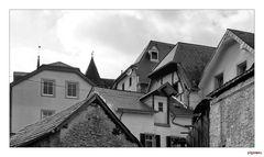 Dachlandschaft in Vianden