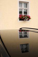 Dachspiegel . . .