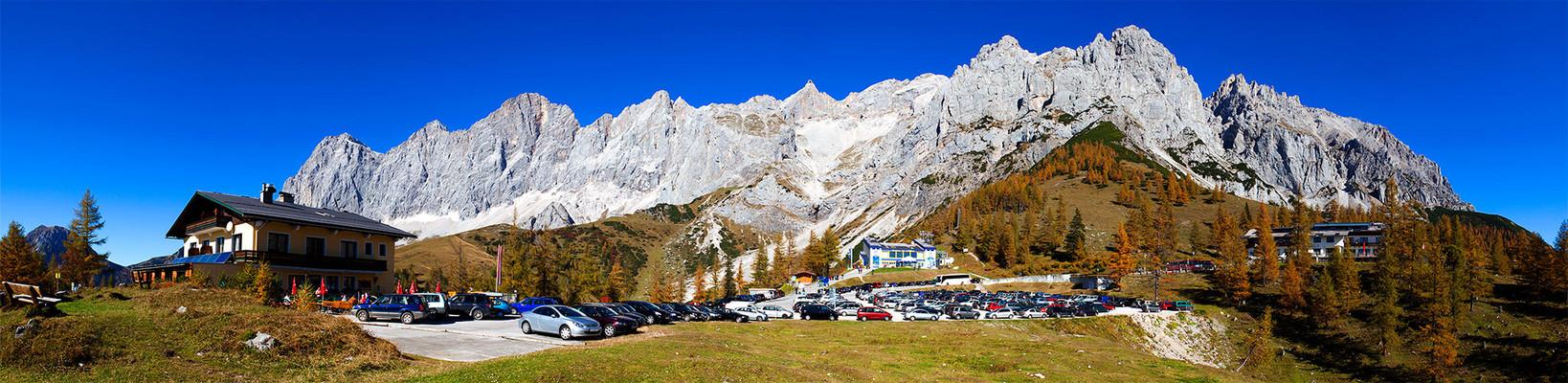 Dachstein - Panorama