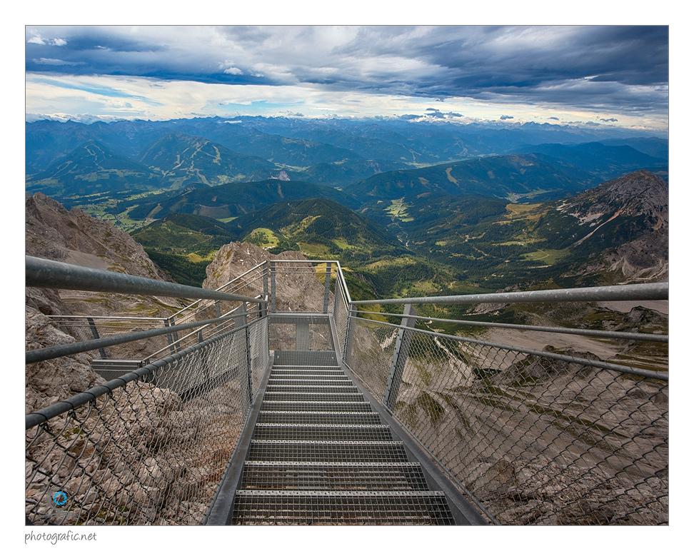 Dachsteingipfel | Sky Walk