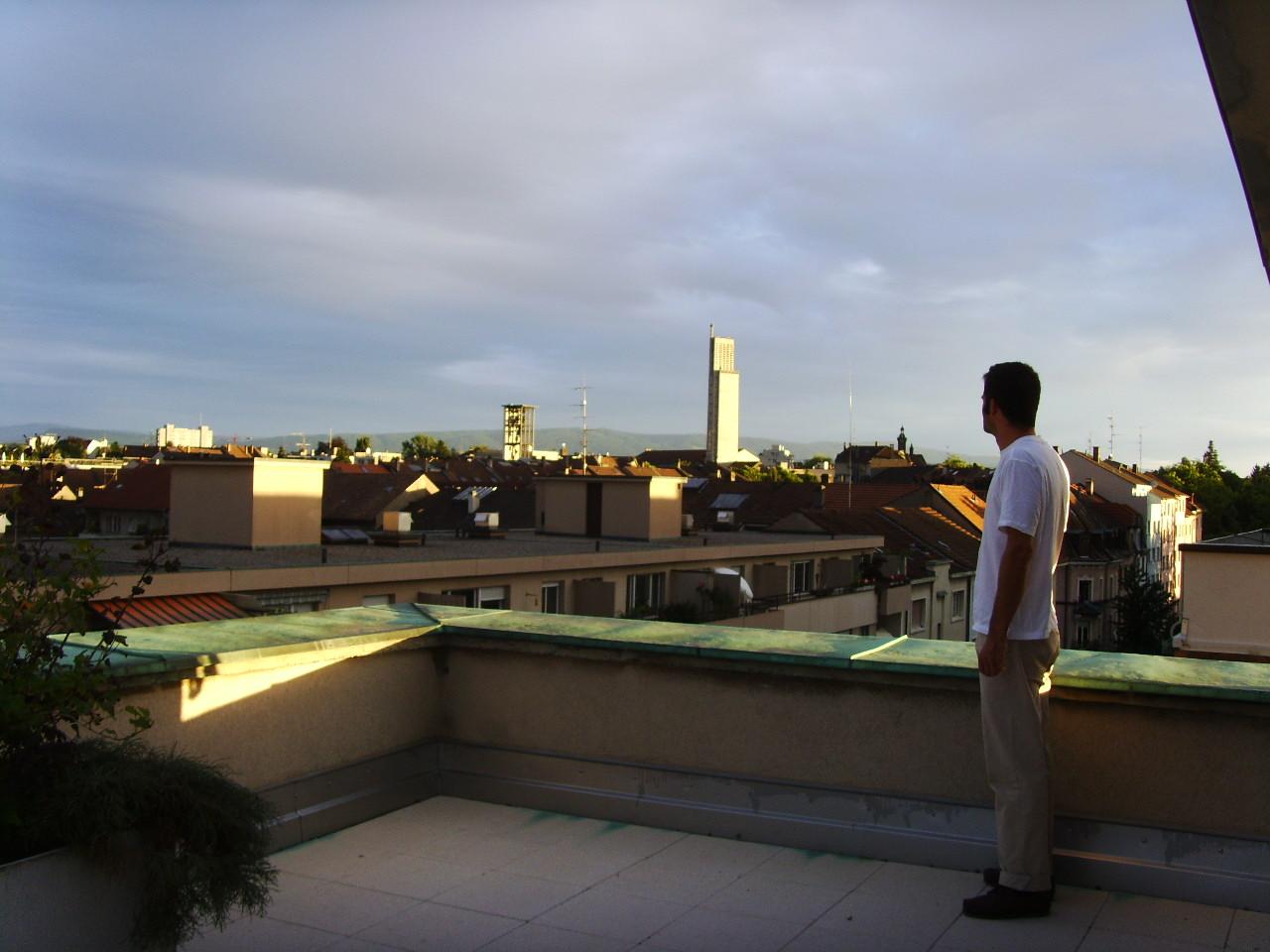 Dachterrasse St. Johann