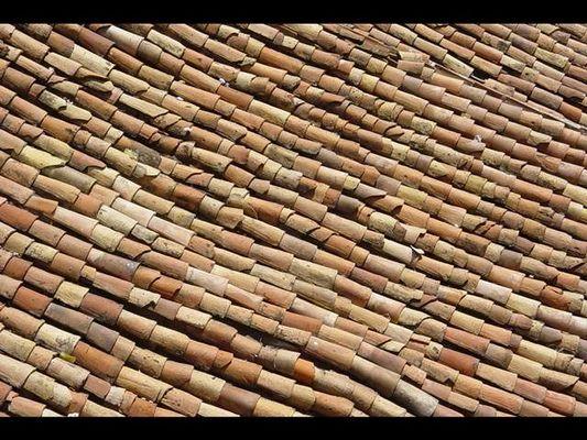 Dachziegel in Veliko Tarnovo