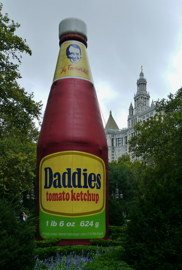 Daddies Ketchup
