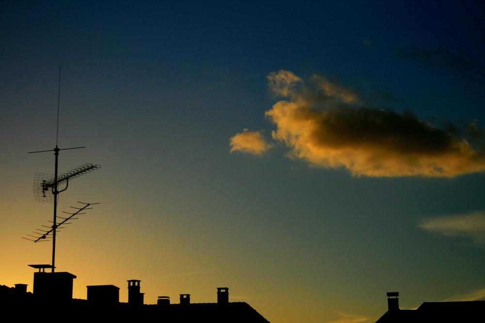 Dächer der Stadt