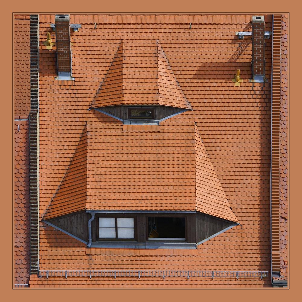 Dächer in Bautzen