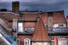 Dächer in Schöneberg