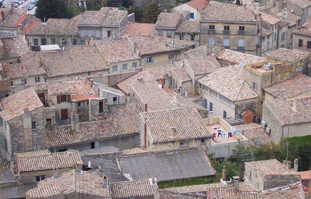 Dächer St. Remy