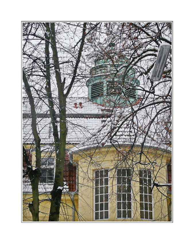 .. Dächer über Arrenberg