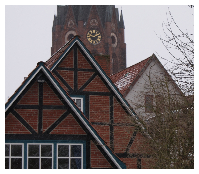 Dächer von Buxtehude