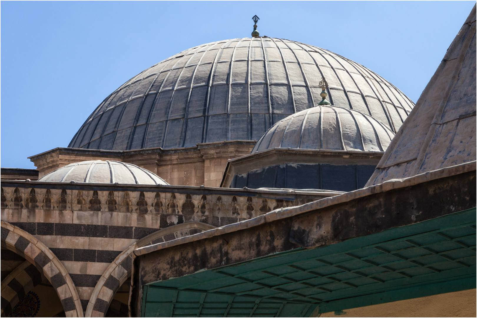 Dächer von Diyarbakir