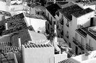 Dächer von Frigiliana