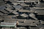 Dächer von Lijiang
