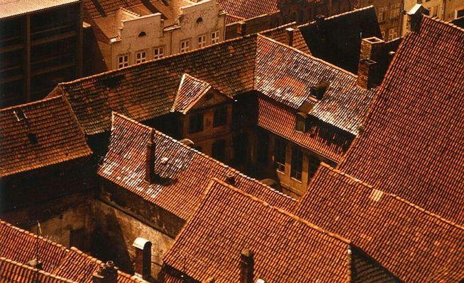 Dächer von Lübeck