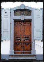 Dähler Tür # 1