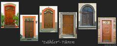 Dähler Türen # 7 - # 12