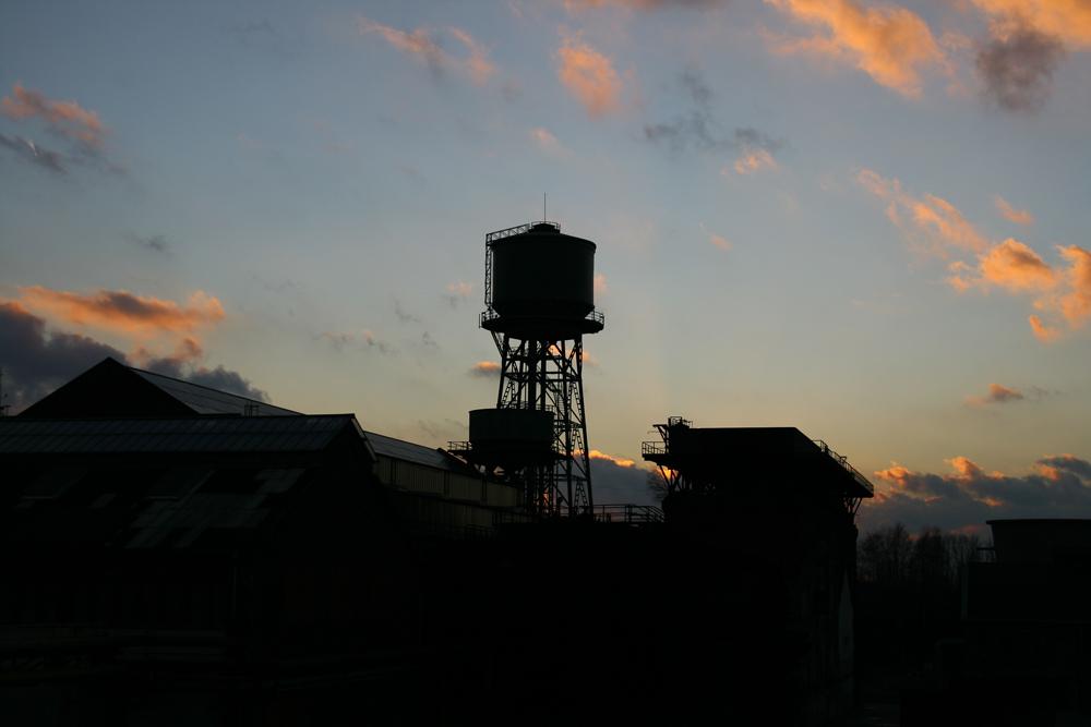 Dämmerstimmung in Bochum, Teil II