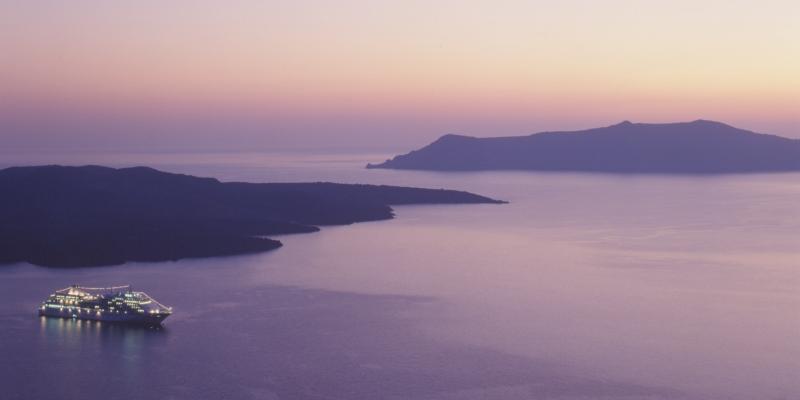 Dämmerung auf Santorini (update)