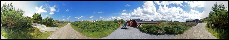 Dänemark - Henne Strand - Sortebaervej