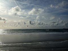 Dänemark - Hvide Sande - Kitesurfing #3