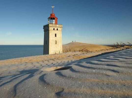 Dänemark im Winter #2 - sandige Glitzerwelt