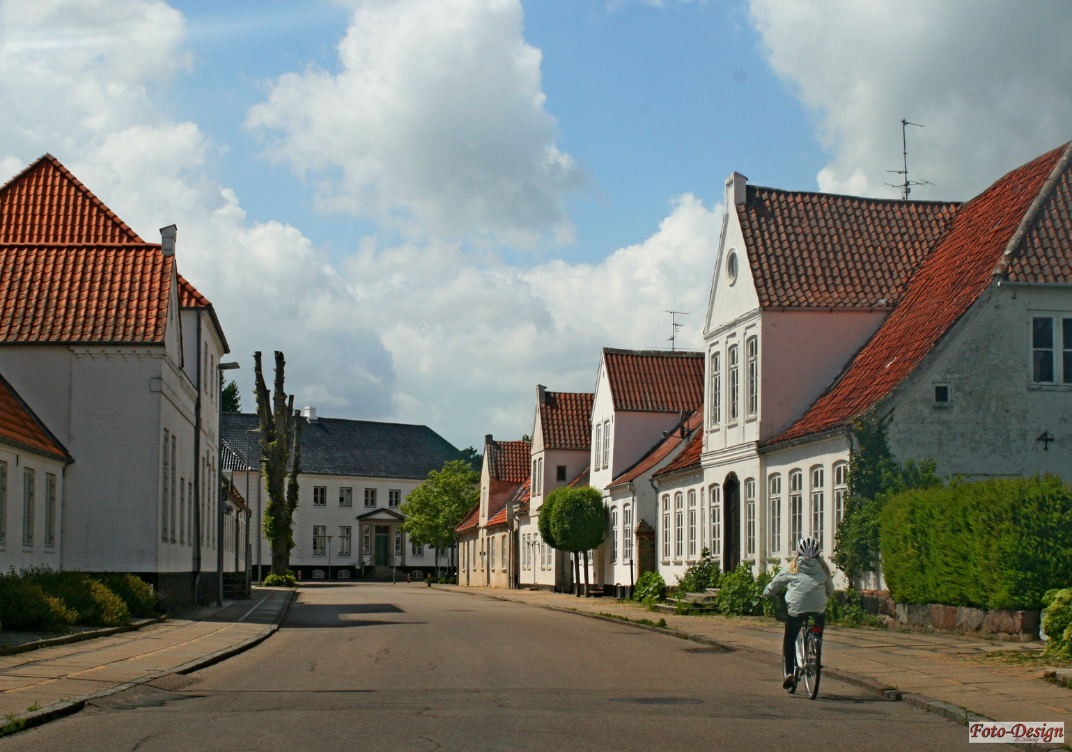 Dänische Dorfidylle