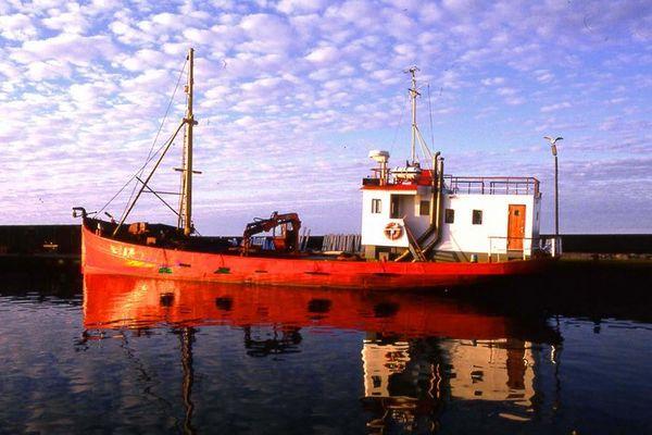 Dänische Hafenstimmung
