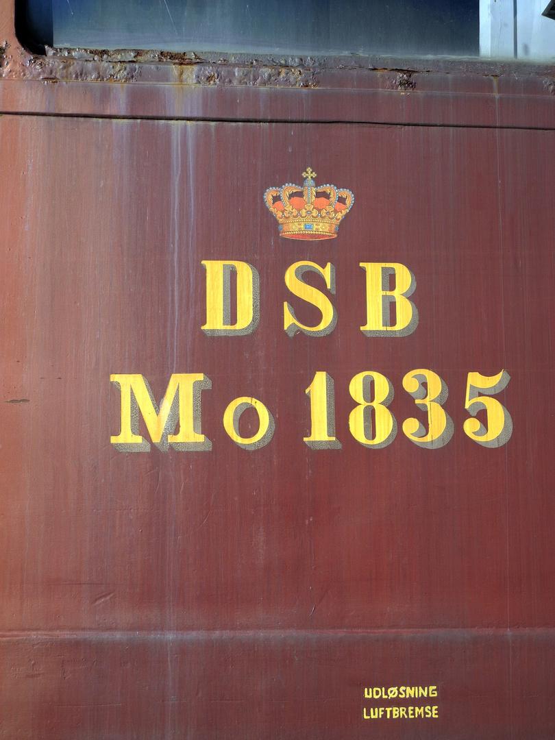 Dänische Staatsbahn