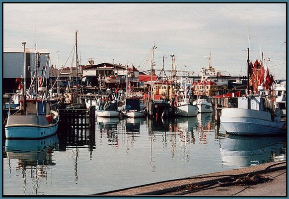 Dänischer Fischerhafen   Teil 2