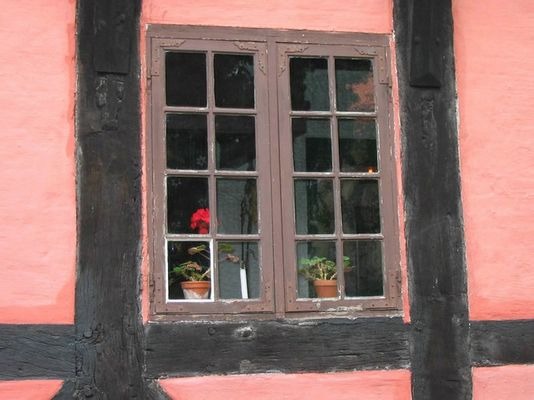 Dänisches Fenster